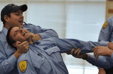 Defensa Personal para Guardas de Seguridad Privada